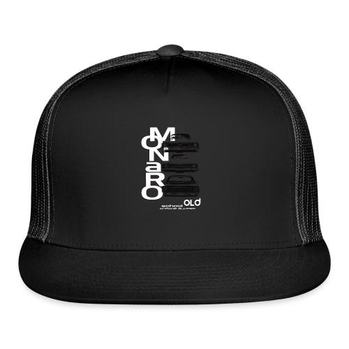 monaro over - Trucker Cap