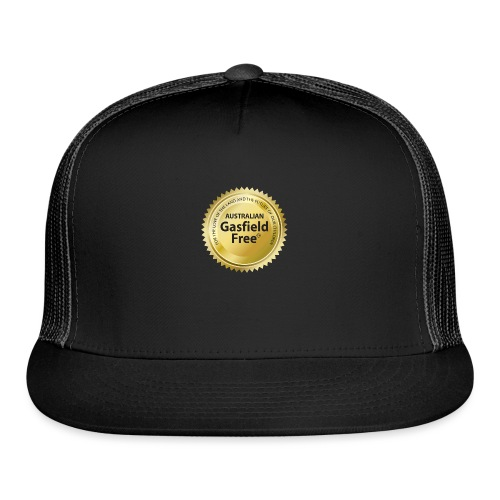 AGF Organic T Shirt - Traditional - Trucker Cap