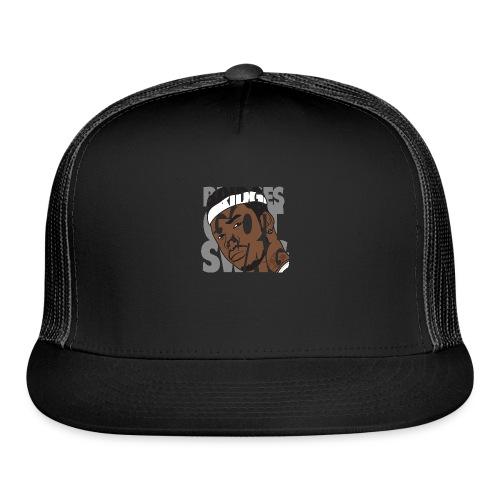 Men's Hoodie - #BridgesGotSwag - Trucker Cap