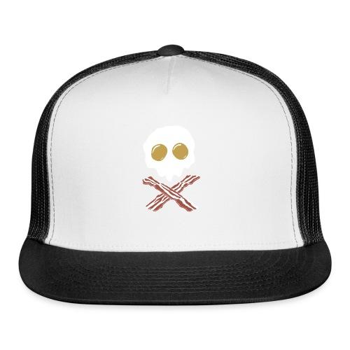Breakfast Skull - Trucker Cap