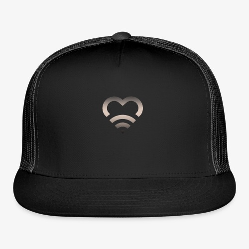 I Heart Wifi IPhone Case - Trucker Cap