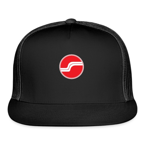 dassauna logoA png - Trucker Cap