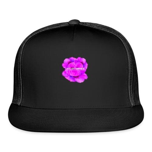 lets_get_purple_2 - Trucker Cap