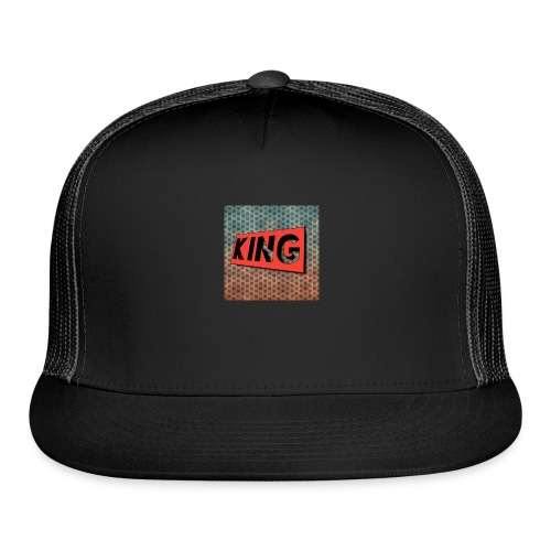 kingcreeper7972 logo - Trucker Cap