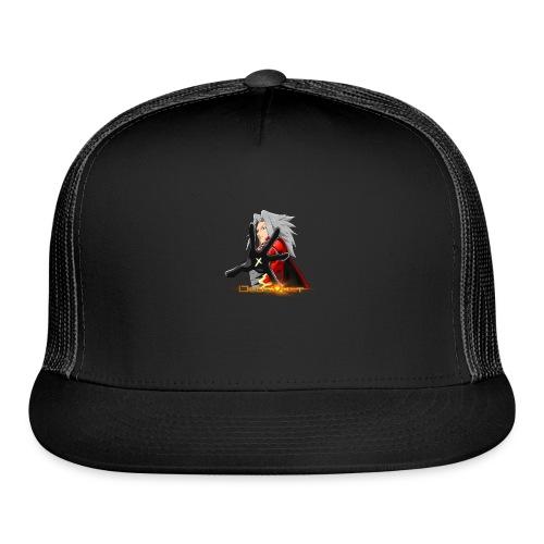 Nova Sera Deus Vult Promotional Image - Trucker Cap