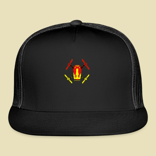 GrisDismation Ongher Droning Out Tshirt - Trucker Cap