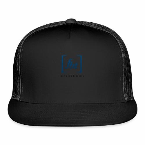 Fort Bend Tutoring Logo [fbt] - Trucker Cap