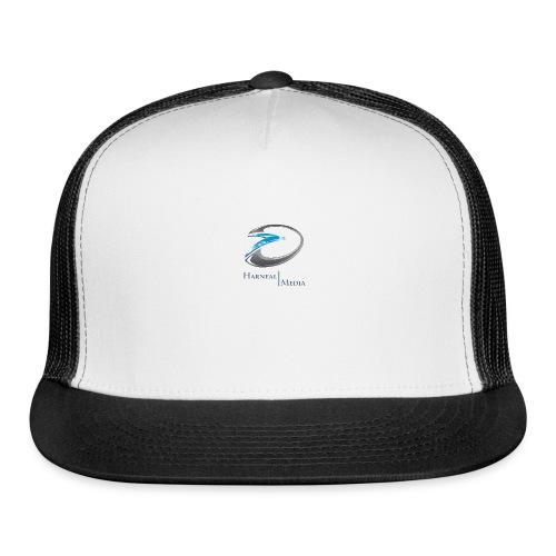 Harneal Media Logo Products - Trucker Cap