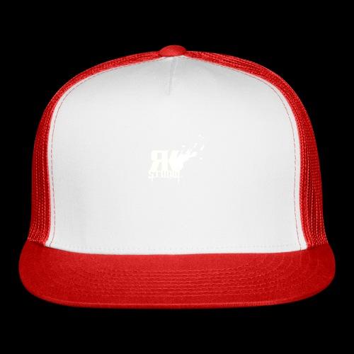 RKStudio White Logo Version - Trucker Cap