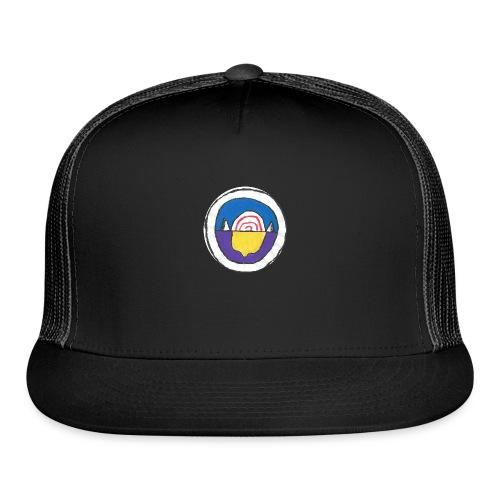 Peppmint/Lemon Design - Trucker Cap