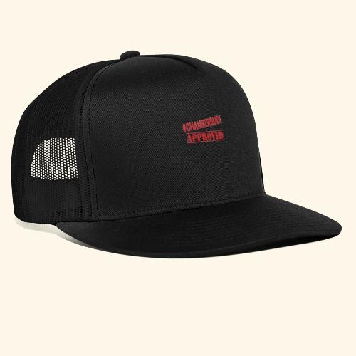 Chamber Dude Approved - Trucker Cap