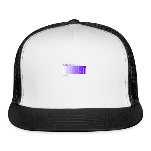Ambassador for Christ - Trucker Cap