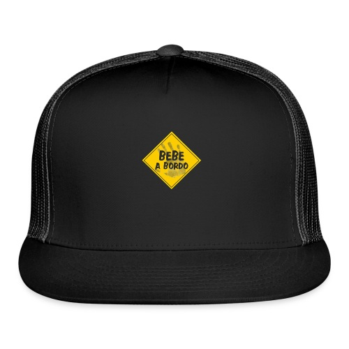 BABY ON BOARD - Trucker Cap