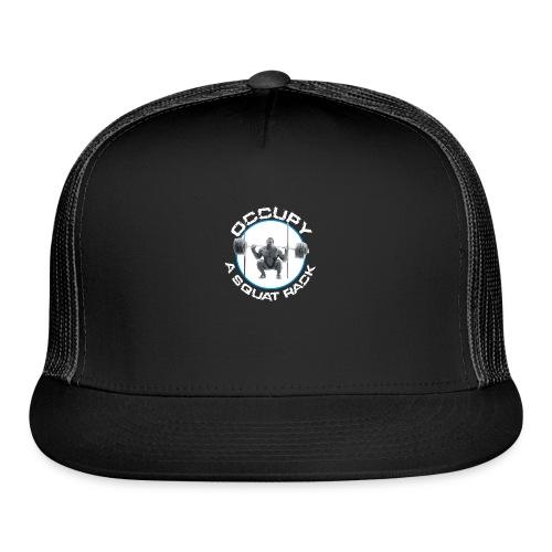 occupysquat - Trucker Cap