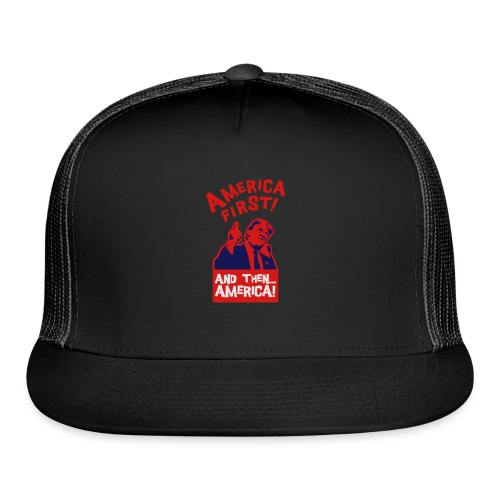 AMERICA FIRST - Trucker Cap