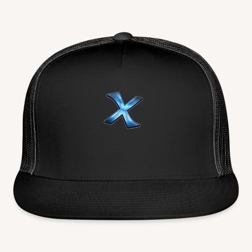 Predrax Ninja X Exclusive Premium Water Bottle - Trucker Cap