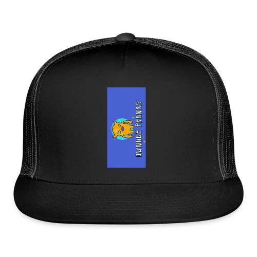 logo iphone5 - Trucker Cap