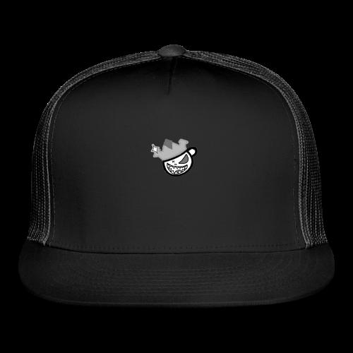 Tyrant black logo - Trucker Cap