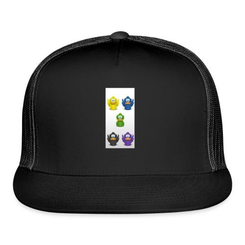 5 adiumys png - Trucker Cap