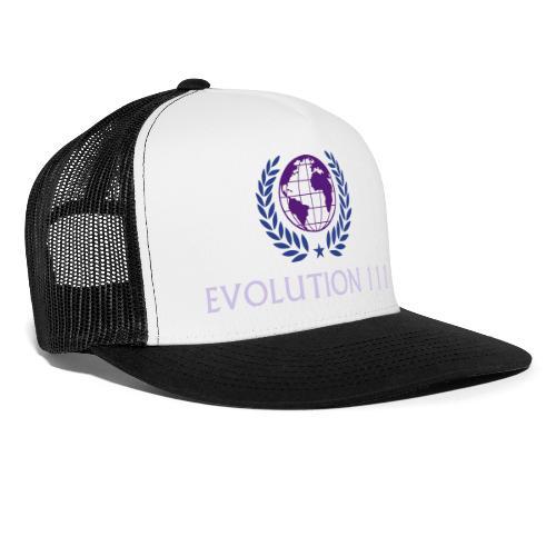 evolution111 - Trucker Cap