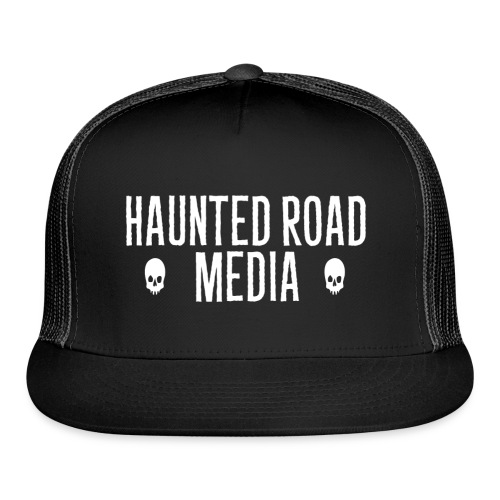 Haunted Road Media Hat Design - Trucker Cap