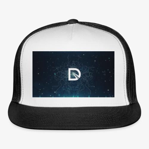 DixiCoin Gaming Landscape - Trucker Cap