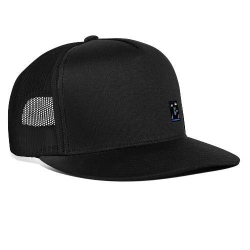 DLTA retro logo - Trucker Cap