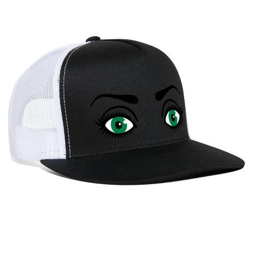 Eyes Wide Open - Trucker Cap