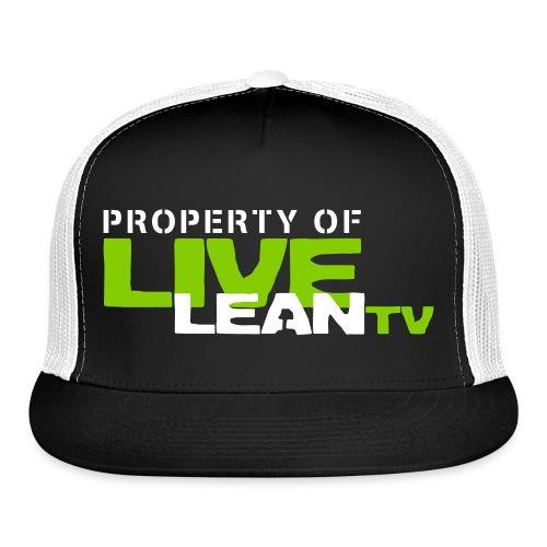 leanhat2 - Trucker Cap