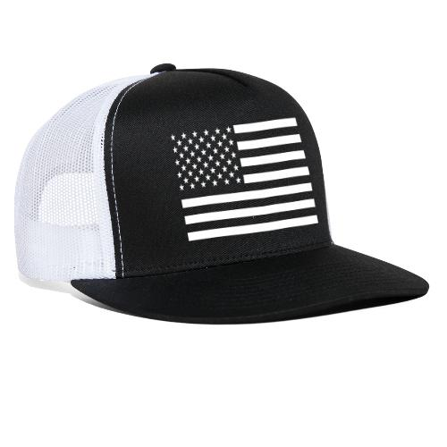 USA American Flag - Trucker Cap