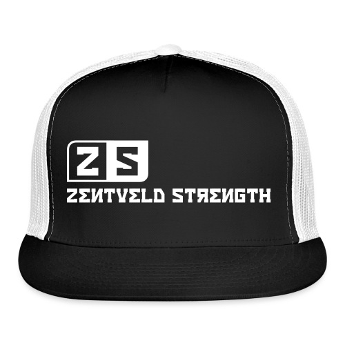 ZENTVELD STRENGTH - Trucker Cap