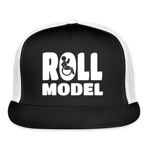 Wheelchair Roll model - Trucker Cap