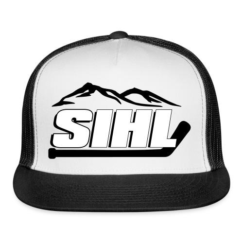 SIHL Vector BW - Trucker Cap