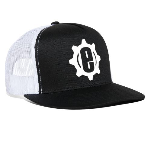 Engineeer Logo 1 - Trucker Cap