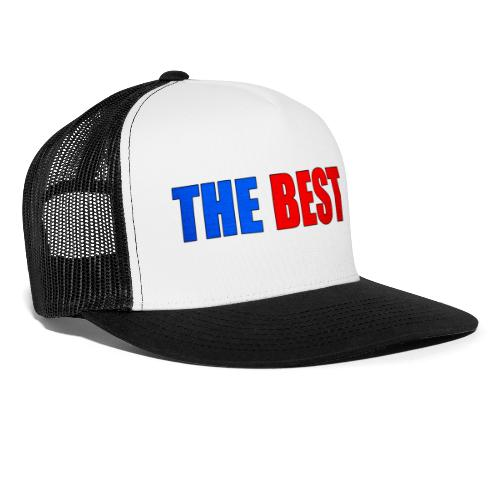 The Best - Trucker Cap