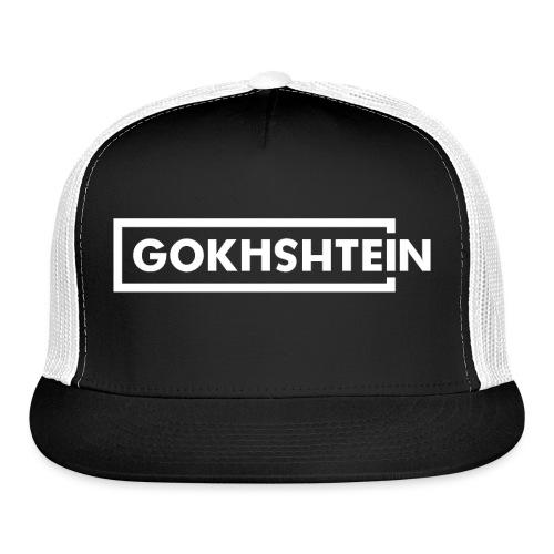 GOKHSHTEIN - Trucker Cap