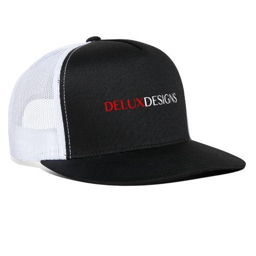 Delux Designs (white) - Trucker Cap