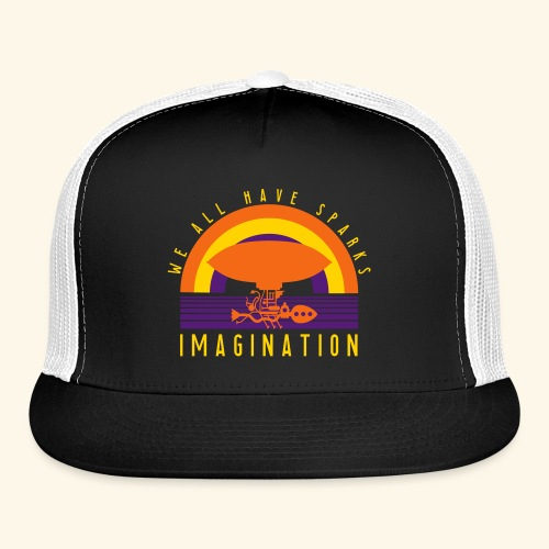 We All Have Sparks - Trucker Cap