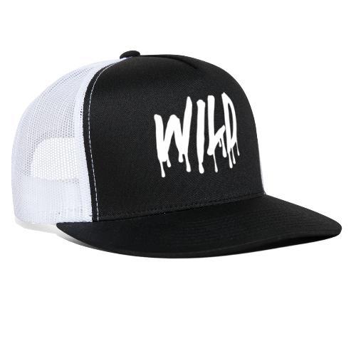 WILDlogosmooth - Trucker Cap