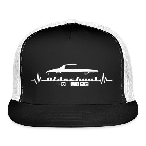 hq life - Trucker Cap