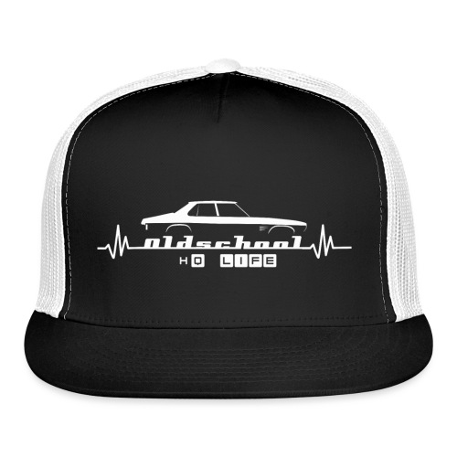 hq 4 life - Trucker Cap
