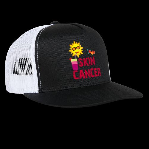 SKIN CANCER AWARENESS - Trucker Cap