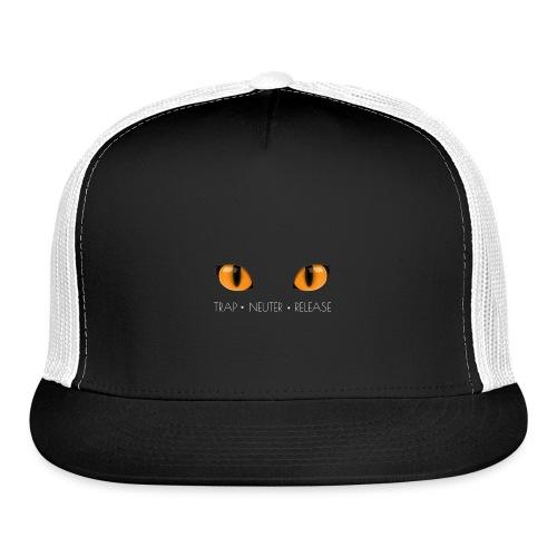 Trap Neuter Release - Trucker Cap