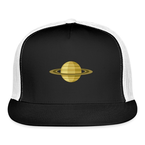 Planet Saturn - Trucker Cap