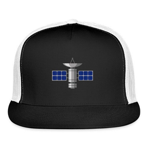 Space Satellite - Trucker Cap