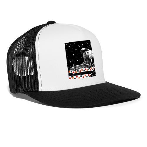 Not so ugly Christmas Tee   Jumper - Trucker Cap