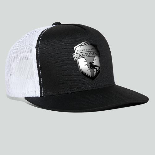 2TONE LOGO ONLY-on light front-1 sided - Trucker Cap