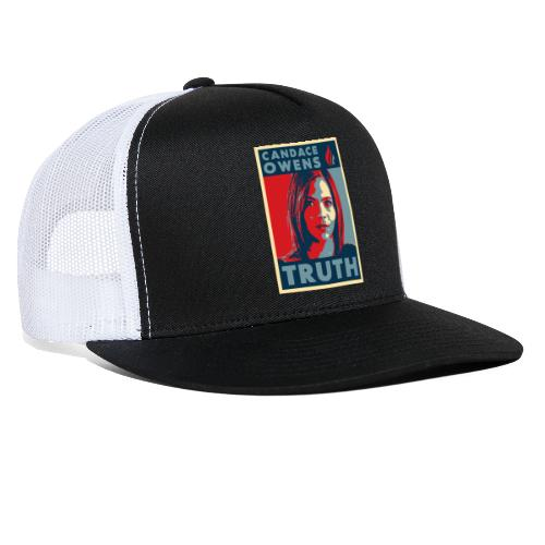 Candace Owens for President - Trucker Cap