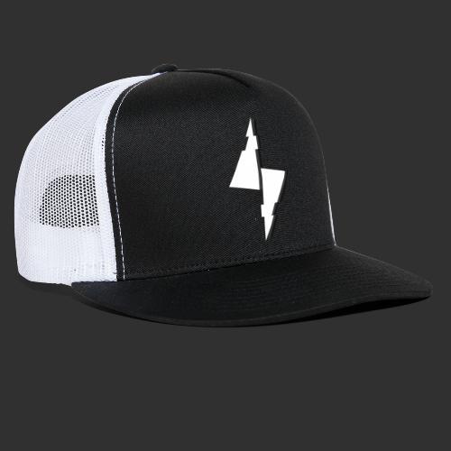 Original Glitch Logo - Trucker Cap