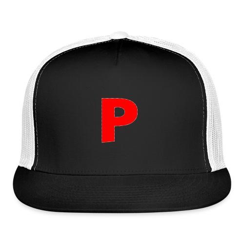 letter p - Trucker Cap